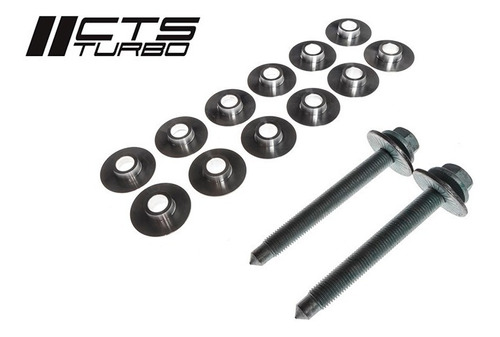 ctsturbo rigid subframe collar kit fixação agregado vw