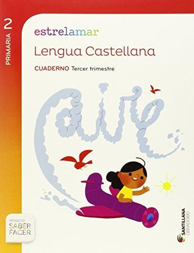 cuader globaliz lengua 2-3prm cast/gllg envío gratis