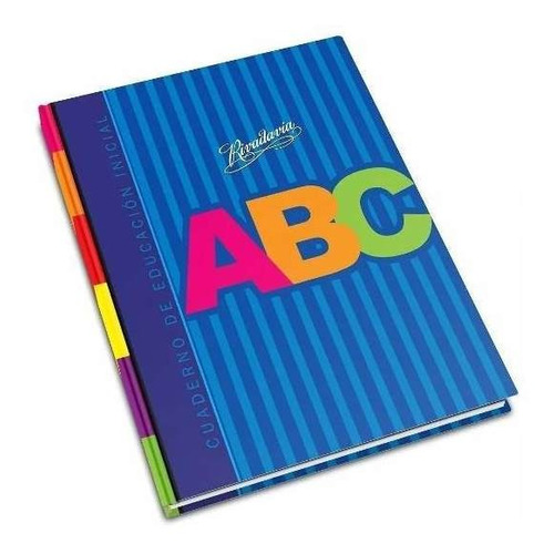 cuaderno abc inicial