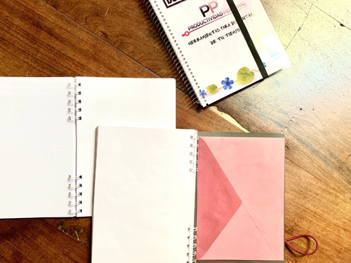 cuaderno - agenda - bullet journal
