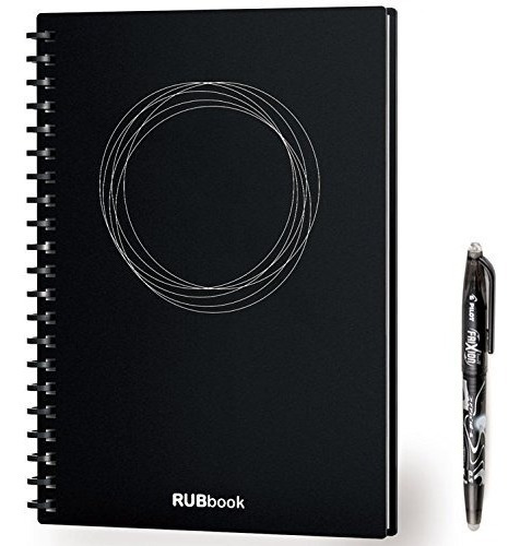 cuaderno borrable reutilizable everlast smart notebook