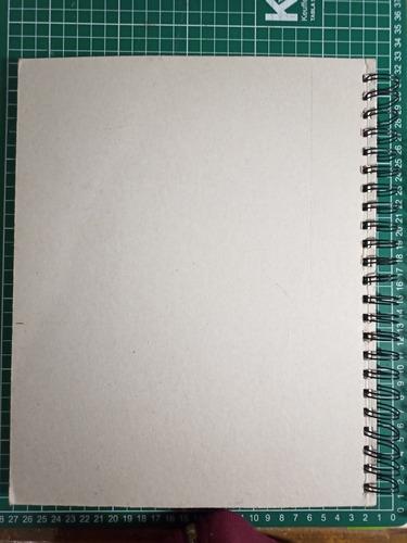 cuaderno canson mix media