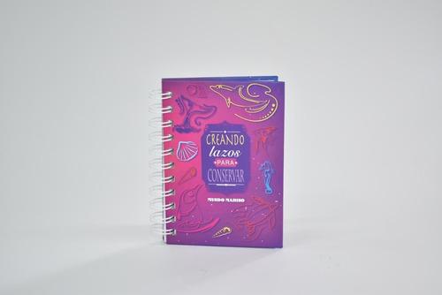 cuaderno creando lazos para conservar a6 mundo marino