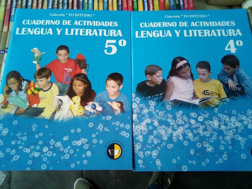 cuaderno de actividades lengua y literatura colección yo est