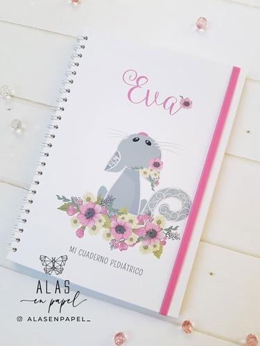 cuaderno de control pediátrico