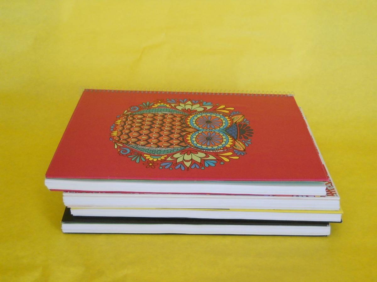 Cuaderno De Dibujo A4 Tapa Dura 120 Hojas Lisas12 De Color 300
