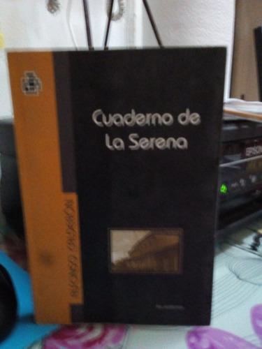 cuaderno de la serena // calderón