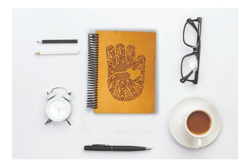 cuaderno de madera mdf manita vota 4  art14366