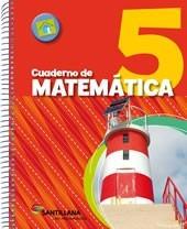 cuaderno de matematica 5 - en movimiento - santillana