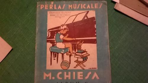 cuaderno de partituras clásicas
