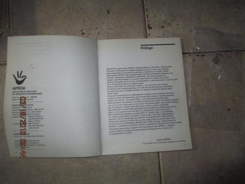 cuaderno de publicaciones de de aproa nº 1 - 1986