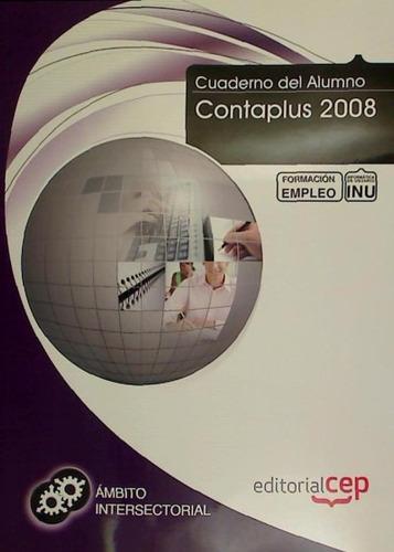 cuaderno del alumno contaplus 2008. formación para el empleo
