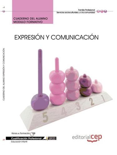 cuaderno del alumno. expresión y comunicación. cualificacion