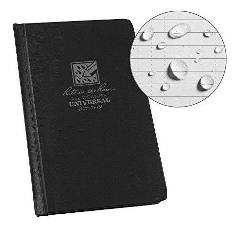 cuaderno ejecutivo de tapa dura, rite in the rain, universal