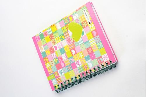 cuaderno esquela citanova flowers 120h tapa dura