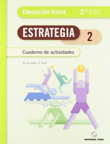 cuaderno estrategia 2ºeso; varios autores envío gratis