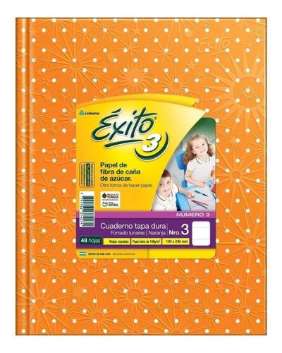 cuaderno exito numero tres abc 48 hojas rayado oferta