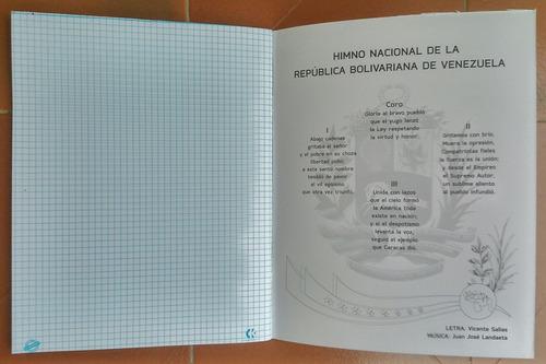 cuaderno o libreta cuadriculado económico.
