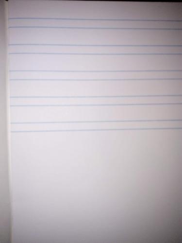 cuaderno o libro prescolar a  b y c