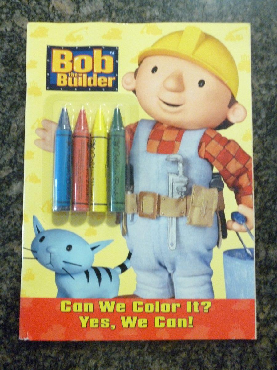 Excelente Bob El Builder Tejer Cresta - Manta de Tejer Patrón de ...