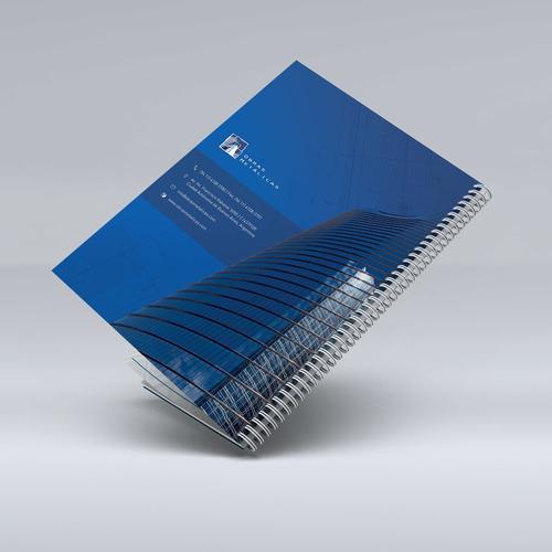 cuaderno pasta dura
