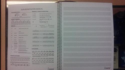 Cuaderno de lenny jengibre