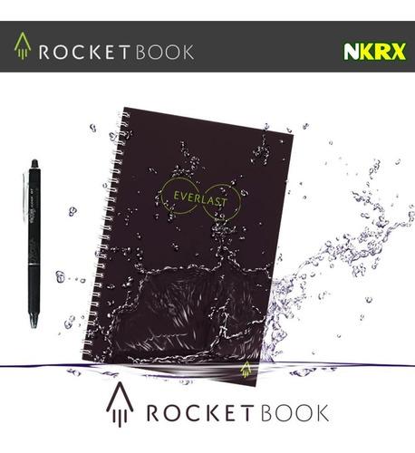 cuaderno reusable rocketbook everlast
