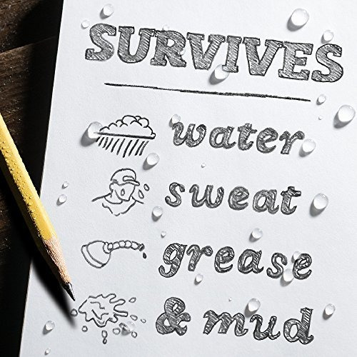 cuaderno rite in the rain, espiral superior,10.16 x 15.24 cm