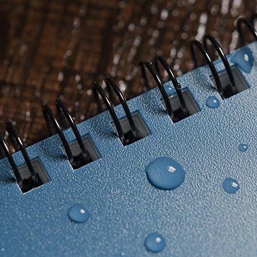 cuaderno rite in the rain, espiral superior,10.2 x 15.2, ray