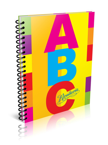cuaderno rivadavia abc espiralado x60h pack x5
