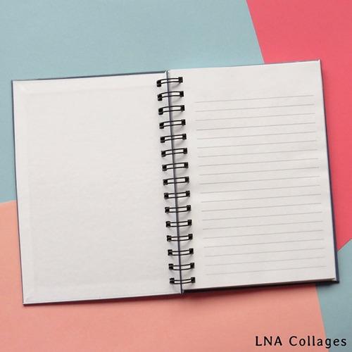cuaderno sonia - tienda objetos ilustrados - día del amigo
