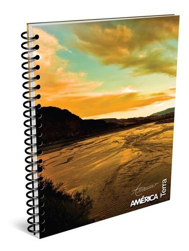 cuaderno universitario cuadriculado pack x10 terra
