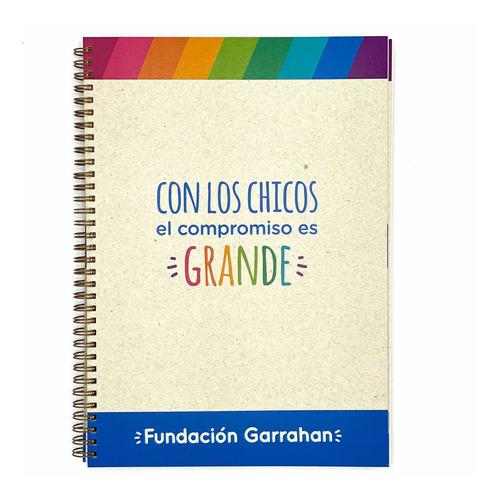 cuaderno universitario -tapa blanda- fundación garrahan