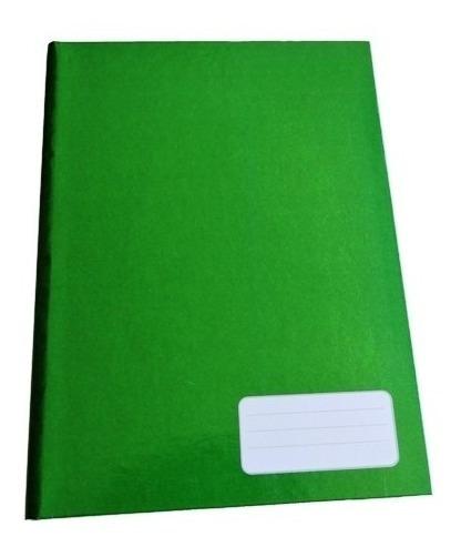 cuadernola a4 cosida super tapa dura rayada 96h | escool