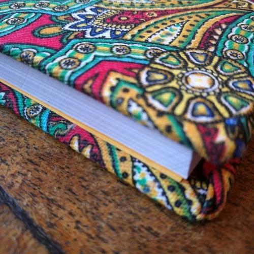 cuadernos artesanales / libreta / anotador 10 x 15 cm