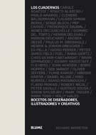 cuadernos bocetos de diseñadores ilustradores y creativos de