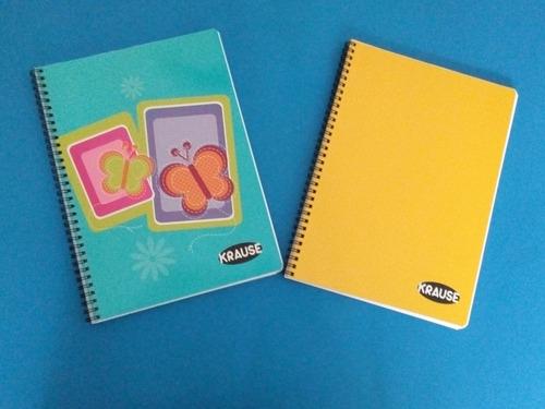 cuadernos carta cuadriculados