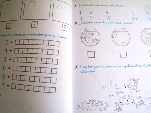 cuadernos de matemáticas 1, 2 nuevo