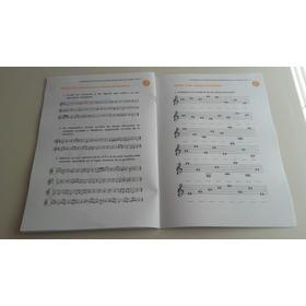 Cuadernos De Teoría Musical Aplicado Al Violín