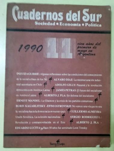 cuadernos del sur 1990