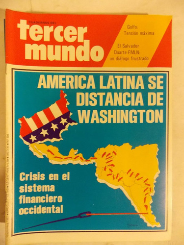 cuadernos del tercer mundo, política, nº 102