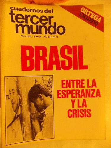 cuadernos del tercer mundo, política, nº 75
