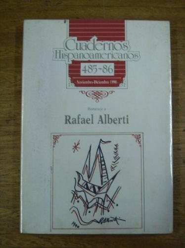 cuadernos hispanoamericanos 485-86 nov.- dic. 1990