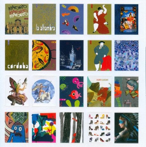 cuadernos ilustrados de lujo