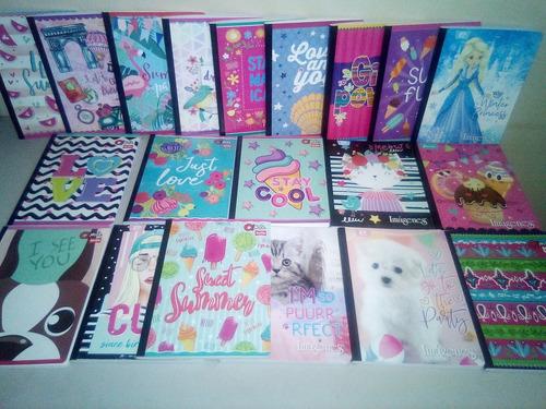 cuadernos, libretas norma