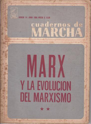 cuadernos marcha marx volumen 2 1968 sambarino y otros