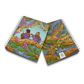 Cuadernos Nico Ilustraciones Tapa Dura 15x21 80hojas 90grs