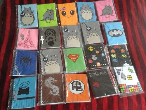 cuadernos personalizados