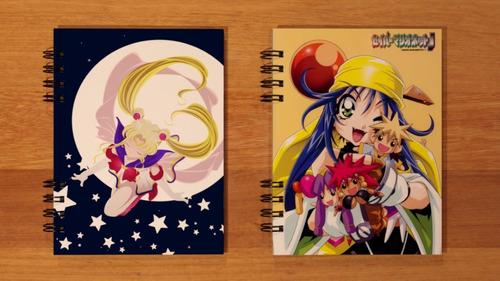 cuadernos personalizados anime-videojuegos