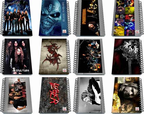cuadernos personalizados motivos exclusivos